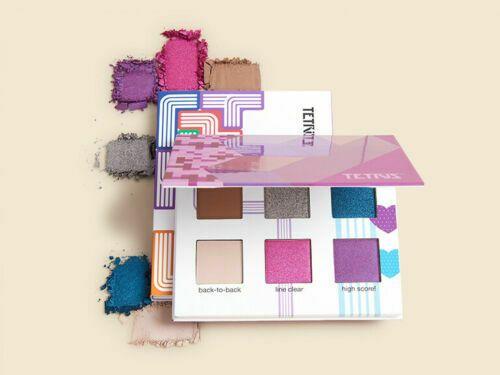 a2e6af4d4ab6 TETRIS x IPSY Block Party Eyeshadow Palette -June Ipsy Glam Bag Plus ...