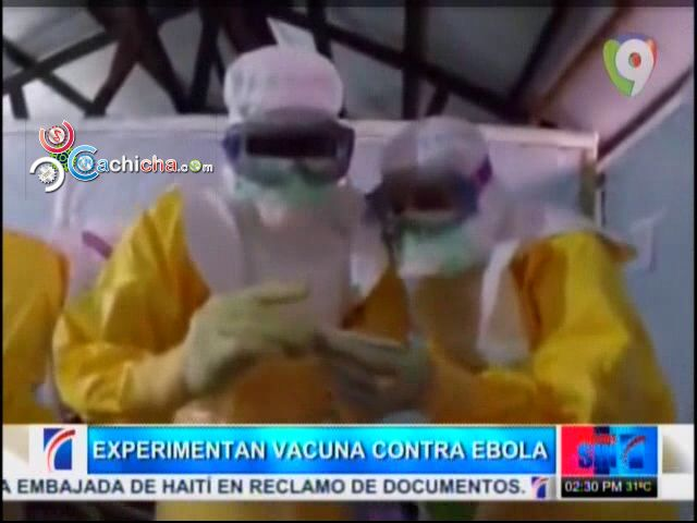 Pruebas En Humanos De Vacuna Del Ébola Y Más Noticias Internacionales #Video