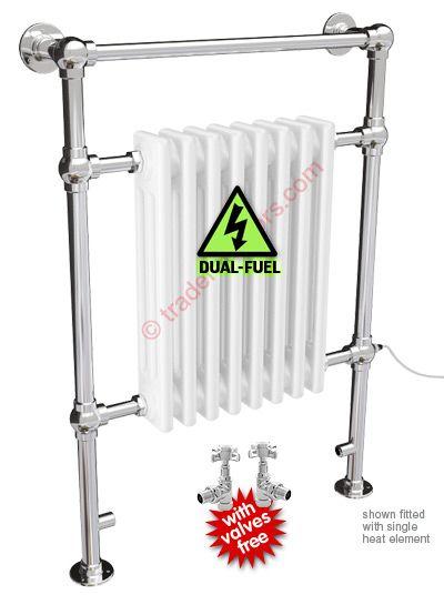 17 best ideas about dual fuel towel rail on pinterest. Black Bedroom Furniture Sets. Home Design Ideas