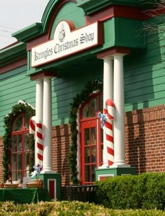 3 Christmas Themed Shops in Branson, Missouri