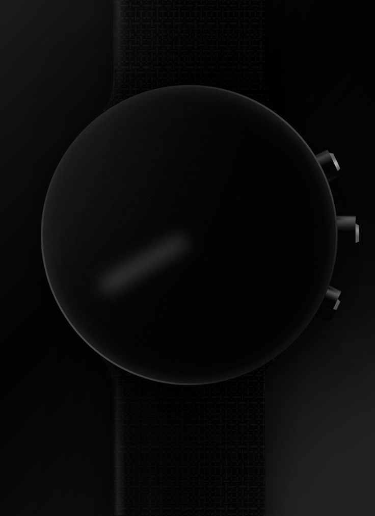 R E L A X W A T C H by #designwithastory #relax #watch #productdesign #black #industrialdesign #detail #glass #frosted #minimal