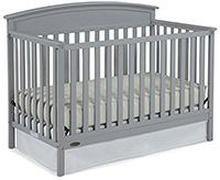 Best Baby Cribs of 2017 - Safe, Versatile, Comfortable - Mommyhood101.com: Advice, Product Reviews, and Recent Science
