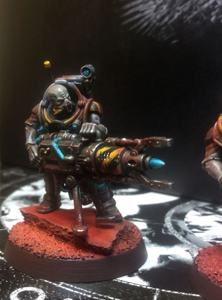 What's On Your Table: Genestealer Cults - Faeit 212: Warhammer 40k News and Rumors