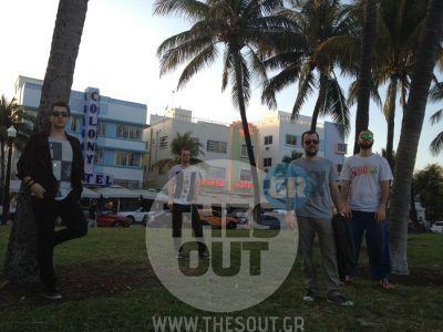 Αποκλειστικό My Excuse: Με φόντο το Miami (Photos)