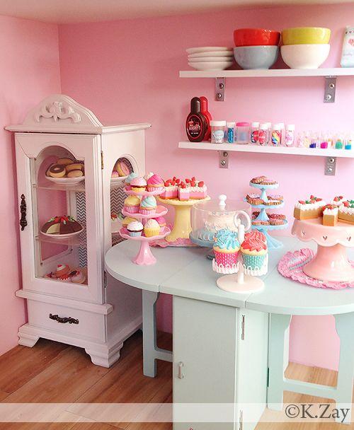 American Girl Doll Bakery
