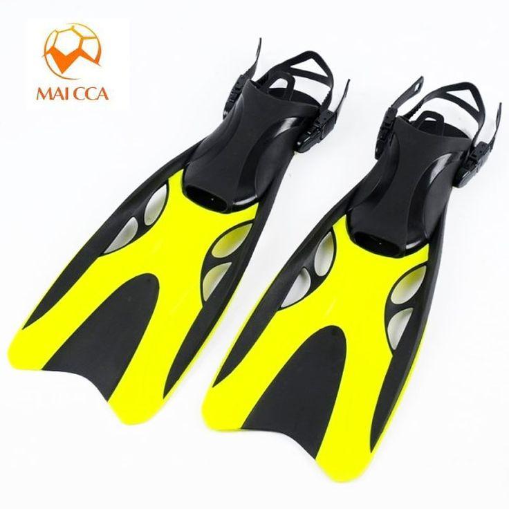 Профессиональный дайвинг Плавники для взрослых Регулируемая плавание обувь долго Погружные Морские Ног моноласты Дайвинг Ласты