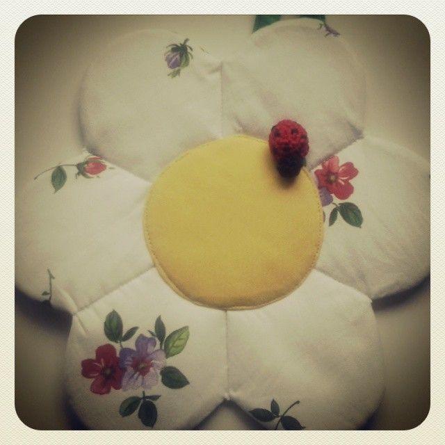 flower potholder
