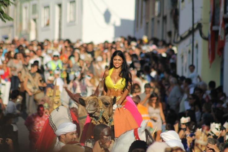 Jornada medieval, Castro Marín 21-08-2012