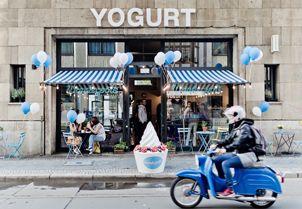 #Wonderpots Frozen Yogurt Berlin, Germany  Thanks to Stef B :-) www.wonderpots.de