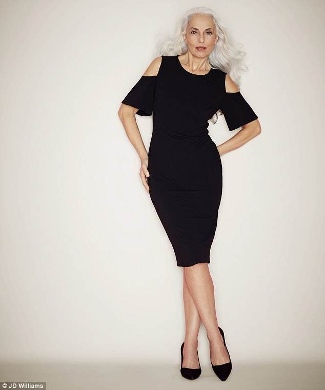 JD Williams Fashion Begins At Fifty Campaign Makes