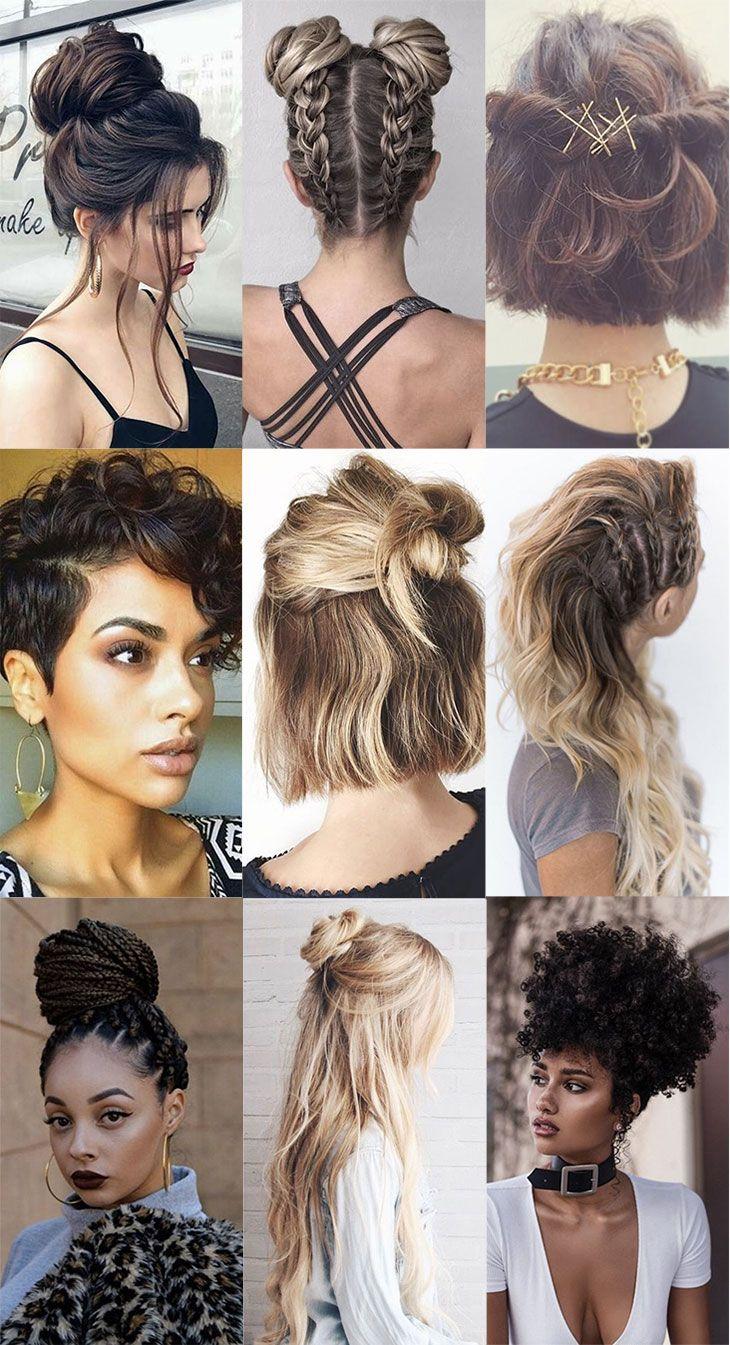 penteados para 2017