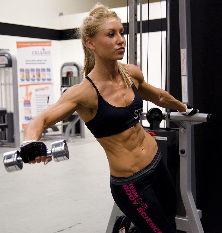 Had no idea her body was so rocking'... My inspiration!