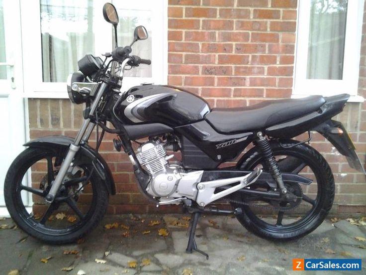 125cc Yamaha YBR 125 Motorbike NEW MOT 3 Day Listing #yamaha #ybr #forsale #unitedkingdom