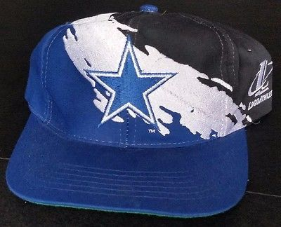 Dallas Cowboys VIntage Snapback Logo Athletic Splash Hat NFL Youth Cap Starter