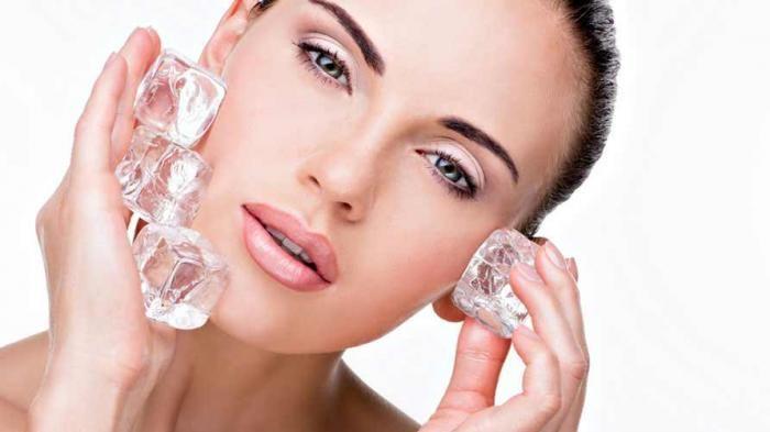 Ini 8 Alasan Kenapa Kamu Harus Kenakan Es Batu di Wajah, dari Mencerahkan hingga Jerawat