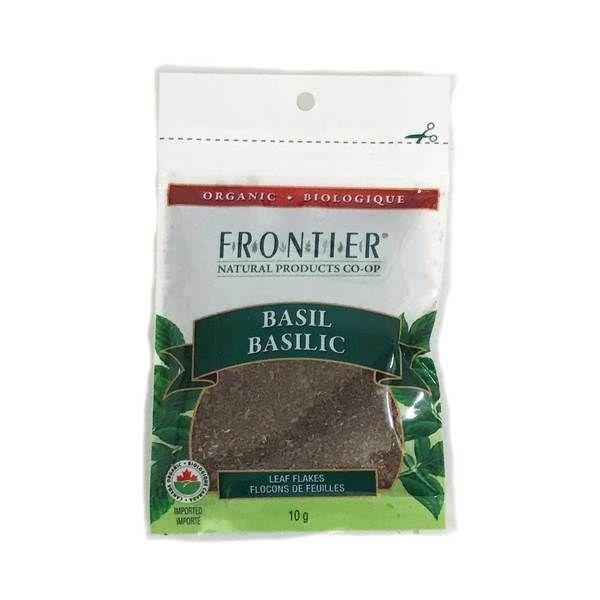 Frontier Organic Basil Leaf - 10g