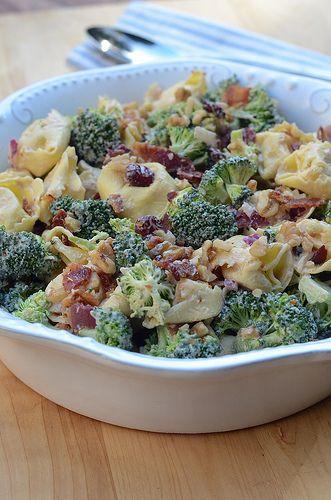 Tortellini Broccoli Salad-101.jpg by From Valerie's Kitchen, via Flickr