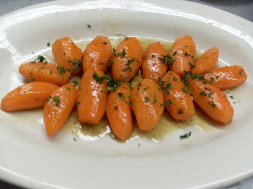 Classic Glazed Carrots Recipe — Dishmaps