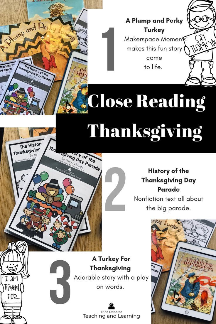 7 Excellent Thanksgiving Books Every Kid Will Love Thanksgiving
