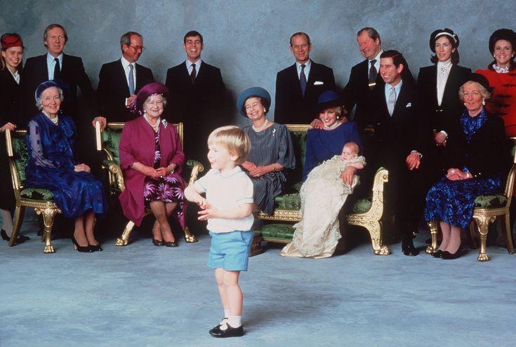 33 fotó, amit a ma 33 éves Vilmos herceg is kitenne a kandallójára