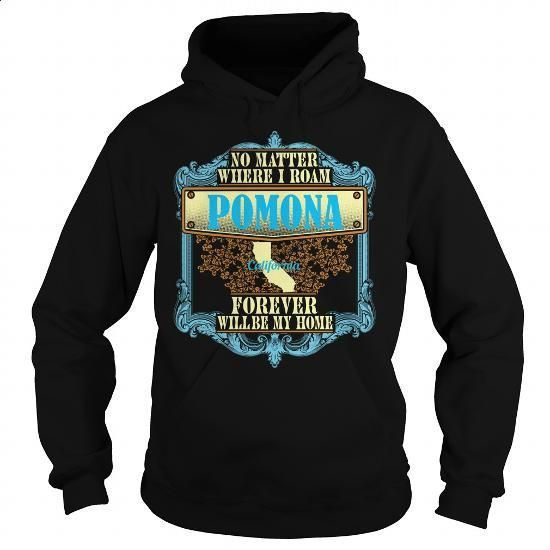 Pomona in California - #fleece hoodie #customize hoodies. BUY NOW => https://www.sunfrog.com/States/Pomona-in-California-Black-Hoodie.html?60505