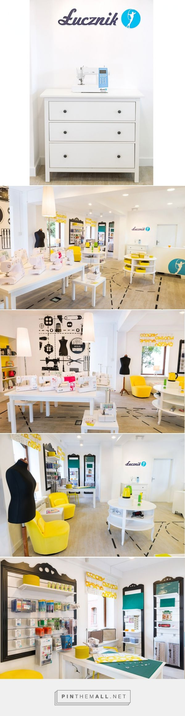 Łucznik showroom by 2kul, Wrocław – Poland » Retail Design Blog... - a grouped images picture - Pin Them All