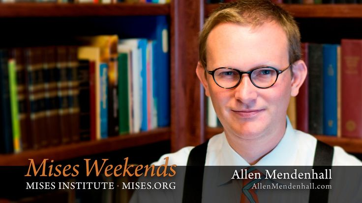 Allen Mendenhall: Trump's Supreme Court | Mises.org (Subscribe to their YouTube Channel: Misesmedia)