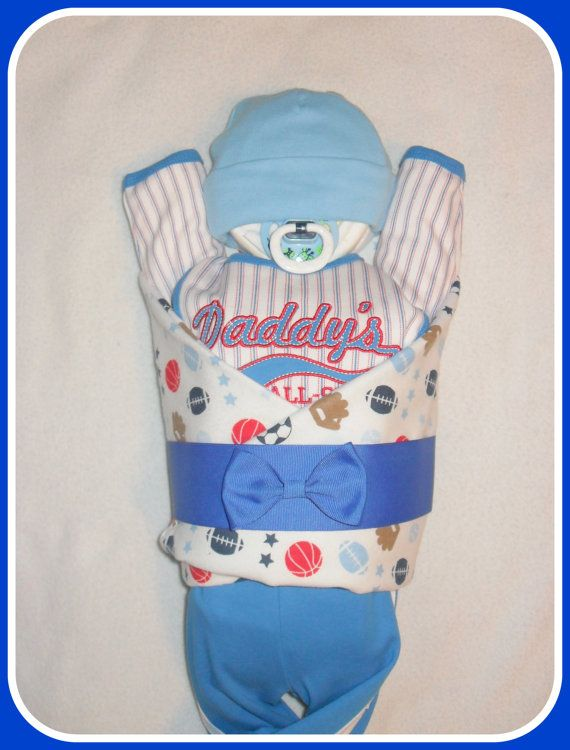Cute Daddy's ALL STAR Baby BOY Diaper BabyGreat by care72 on Etsy, $28.00