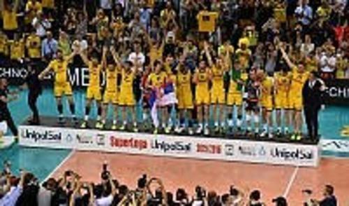 #Sport: #Volley Superlega: lo scudetto a Modena dopo 14 anni. Perugia cede al tie break in gara 3 da  (link: http://ift.tt/1XfVsE3 )