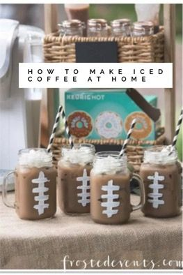Iced coffee recipe – how to make iced coffee at home with The Original Donut Shop Coffee from @Keurig #sponsored #HaveMoreFun