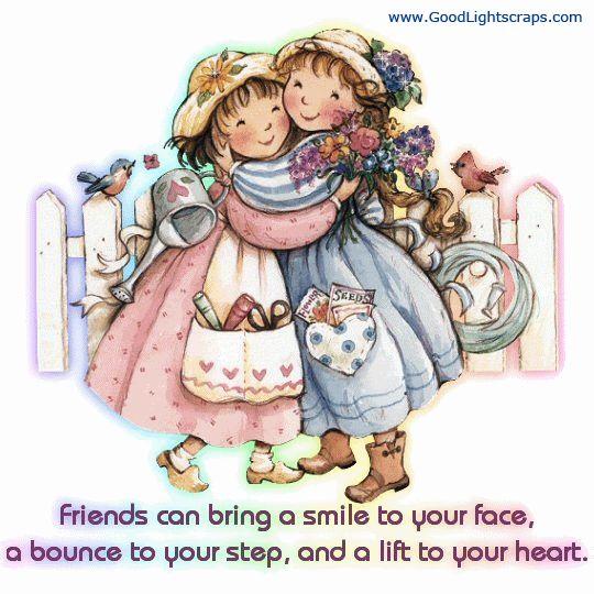 ❤️GIF'S ~ Friends