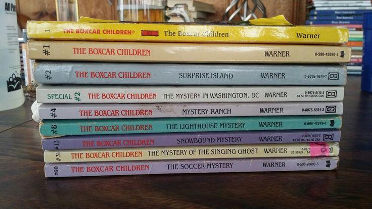 Boxcar Children lot: 2 #1's; 2 #2's FREE SHIPPING! | Books, Children & Young Adults, Children & YA Non-Fiction | eBay!
