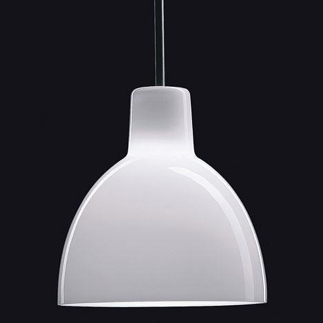 Louis Poulsen - Toldbod Glass Pendant (lamp) TOP at 2Modern