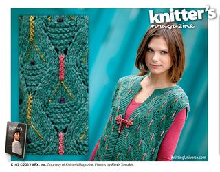 Ravelry: Meadows in Bloom pattern by Anna Zilboorg