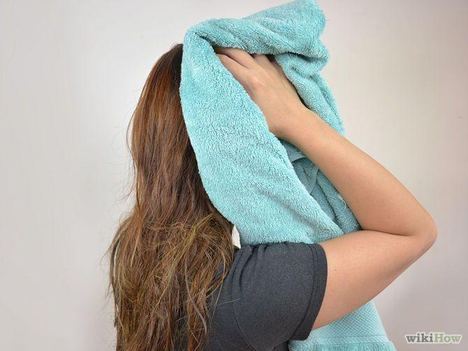 Get Beach Wavy Hair Without Heat Step 1.jpg