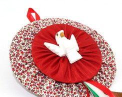 DIVINO MADEIRA - fundo vermelho e floral