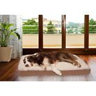 ❧• Pet Dog Bed FurHaven Ultra Plush Deluxe Orthopedic On Sale Now #ultraplush #deluxedog #dogdeluxe http://ebay.to/2q4Hlt1