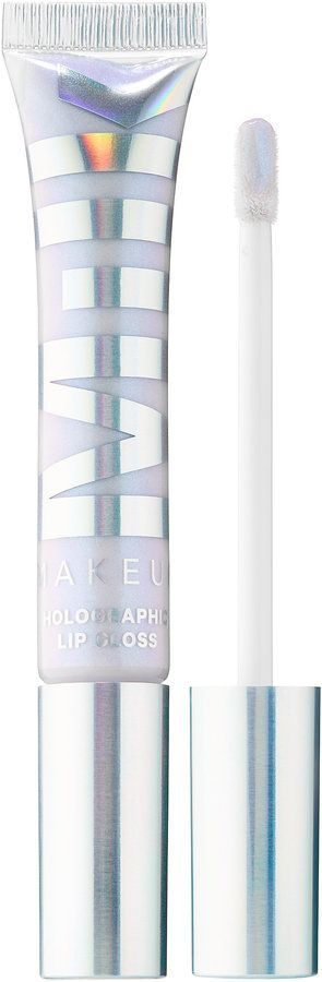 MILK MAKEUP Holographic Lip Gloss, new in 2 shades for summer 2017
