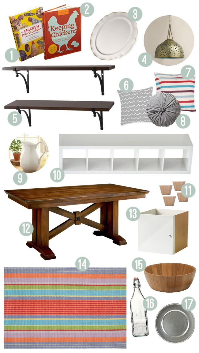 DIY-ify: Kitchen nook + DIY banquette seating   BHG Style Spotters