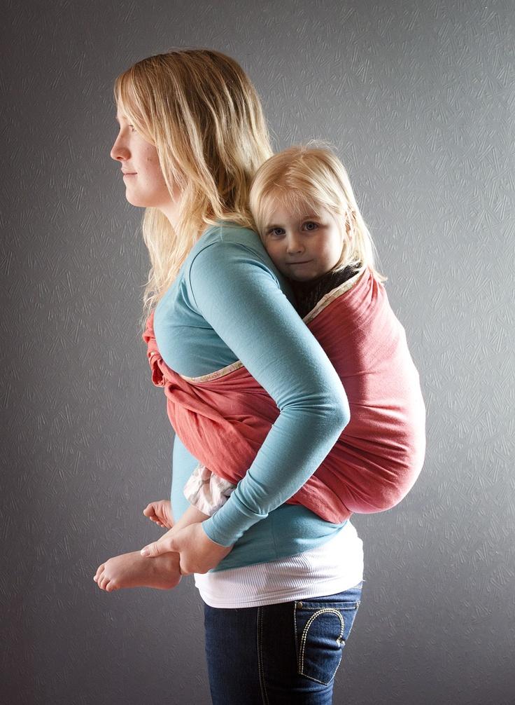 Back Carry Ring Sling Toddler