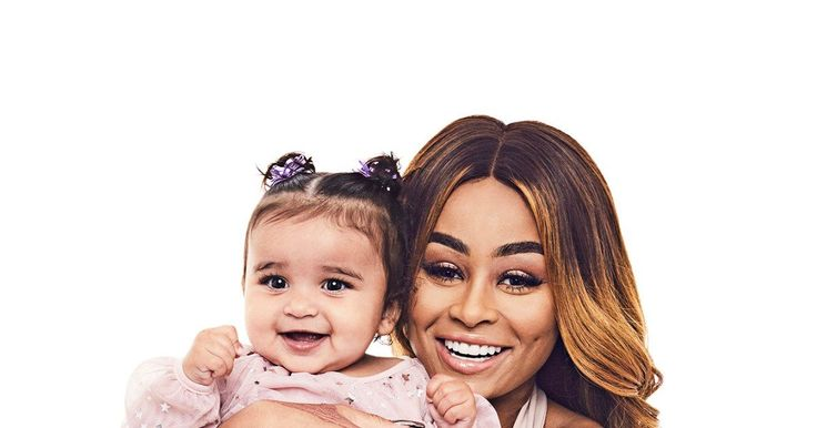 Blac Chyna (and Baby Dream!) at Home as She Moves on from Rob Kardashian Scandal