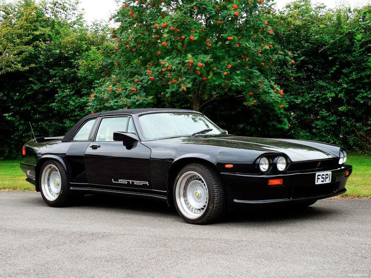 Lister Jaguar XJS  [Whip] EDM × AstonMartinJaguarRetro