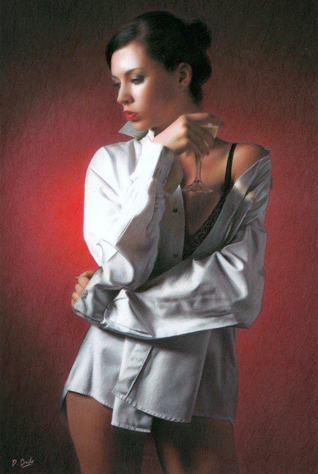 Darren Baker Paintings For Sale