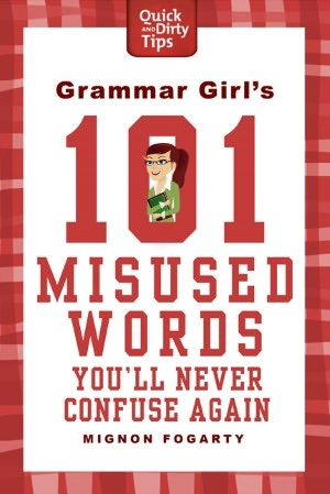 101 frequently misused words.