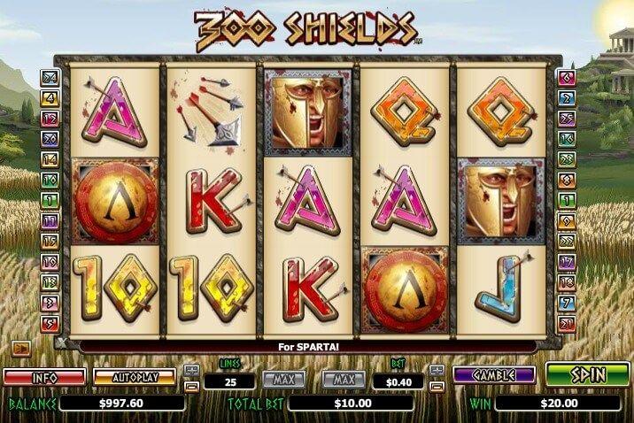 Free Slots 300