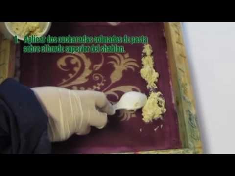 VIDEO PROCESO PUFFING – Experimentacion textil artesanal