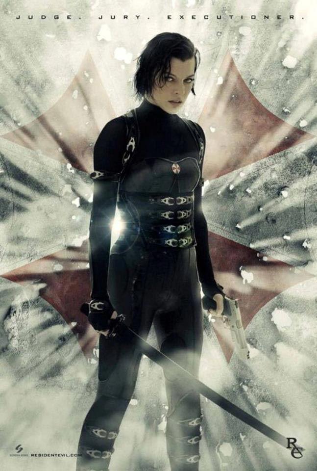 Resident Evil: Retribution Horror Sci Fi Movie | Capcom Survival Horror Series Resident Evil - Television Series