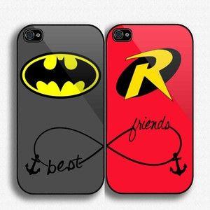 Batman Robin Best Friends IPhone 4/..
