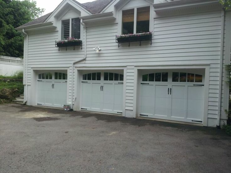 No Maintenance With The Carriage Look! Dutchess Overhead Doors, Inc.