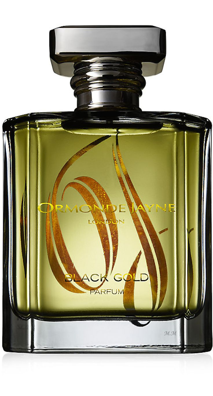 Ormonde jayne black gold parfum